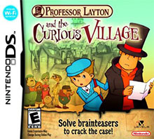 Thumbnail 1 for Professor Layton Save File 100%